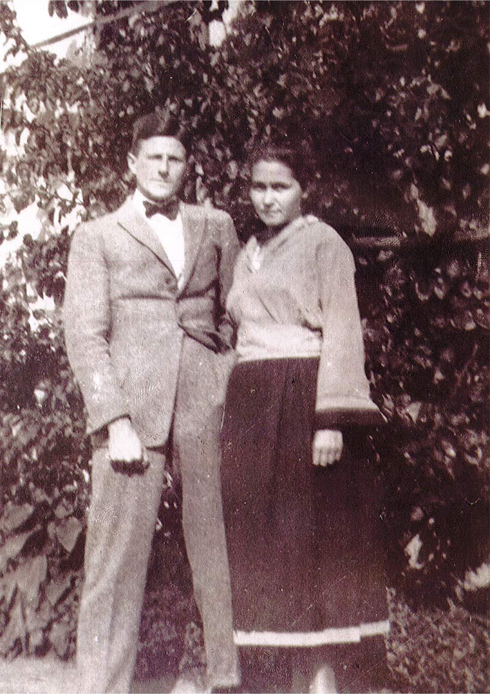 OD-und-seine-erste-Frau